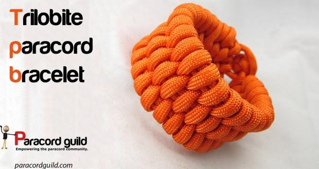 Quick deploy trilobite paracord bracelet tutorial - skivebom com