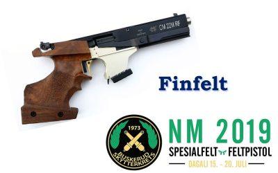 Bilder, video og resultater fra finfelt NM