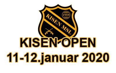 Kisen Open 2020