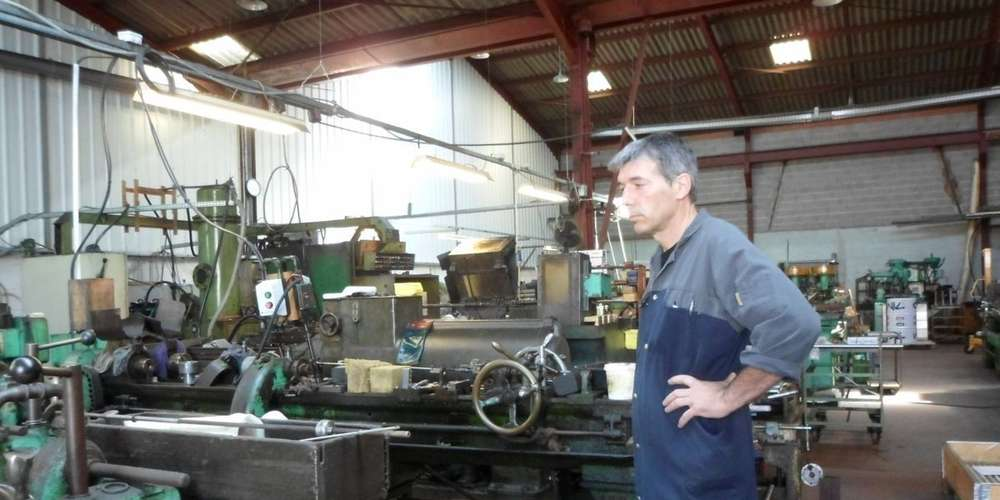 Hendaye: the spirit of arms still hangs in the workshops